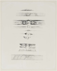untitled [mr42] by lee bontecou